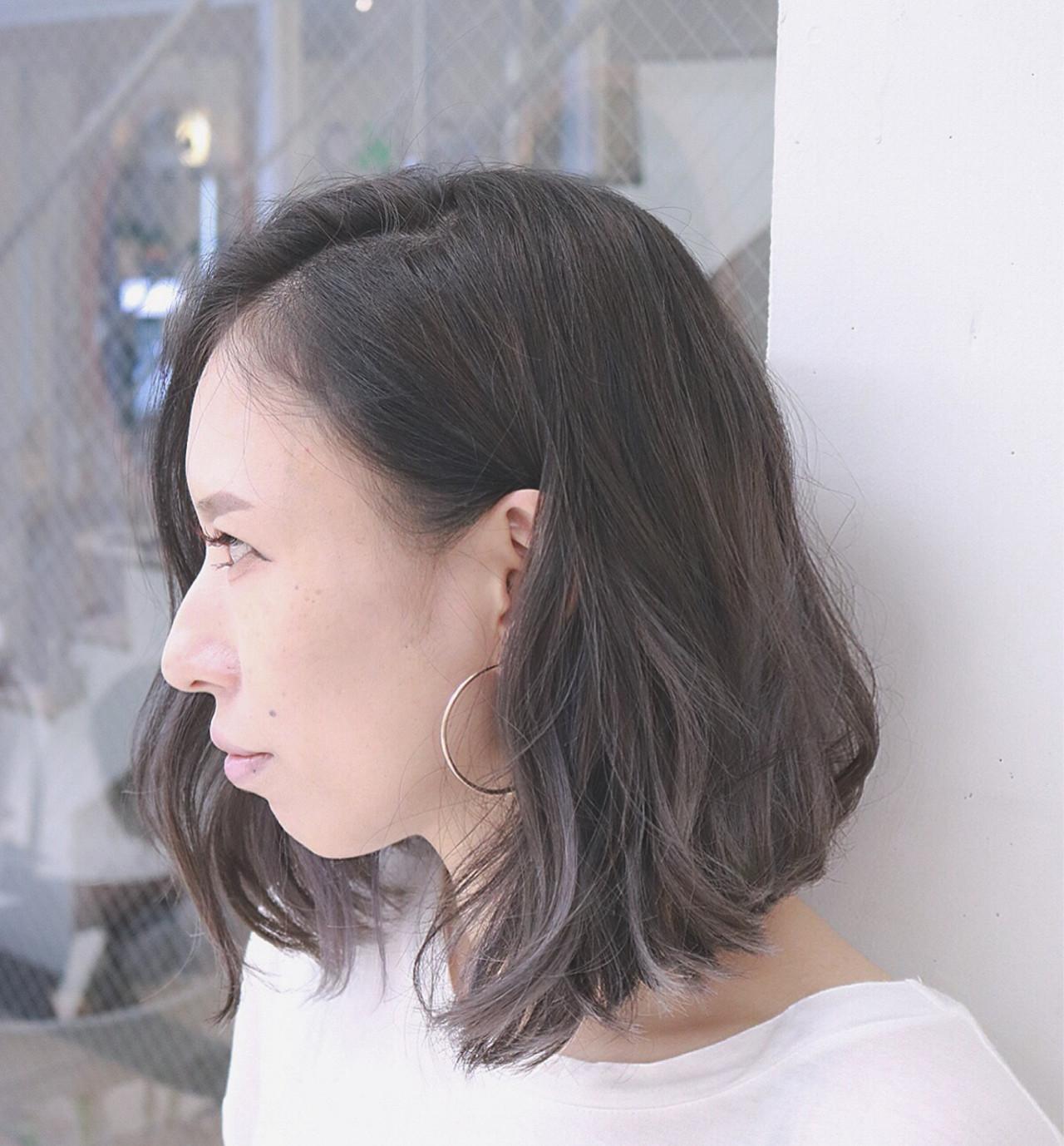 お嬢様風♡エレガントなレイヤーカットヘア RUMINA 高田ゆみこ