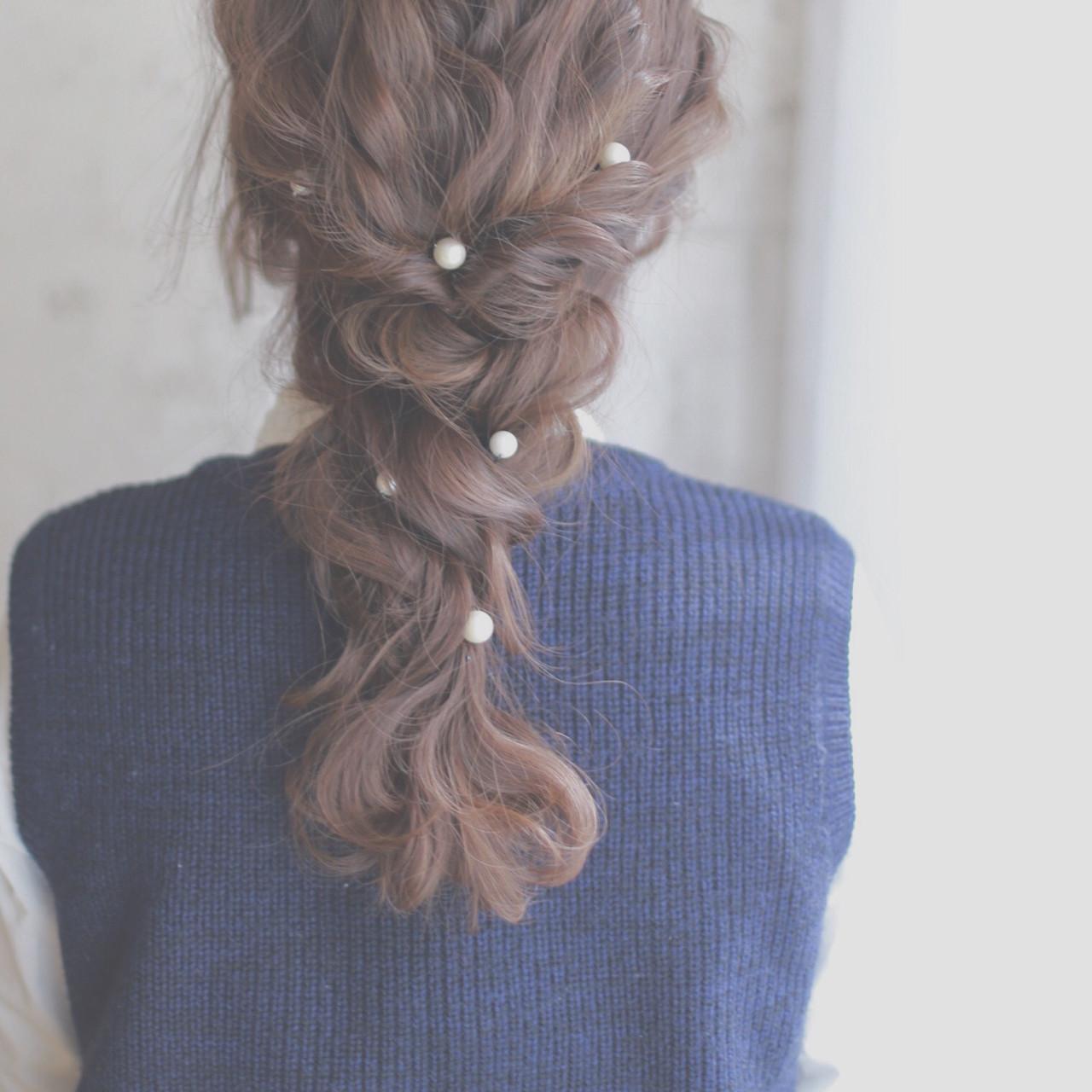 大人かわいい ロング ゆるふわ ショート ヘアスタイルや髪型の写真・画像