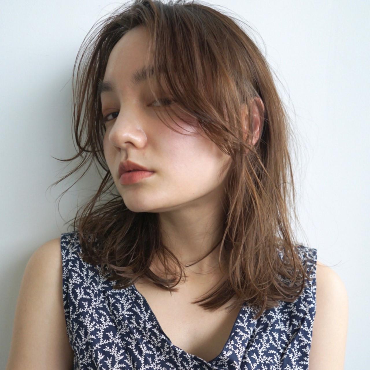 役立つアップバング&アップヘアの髪型を紹介♡