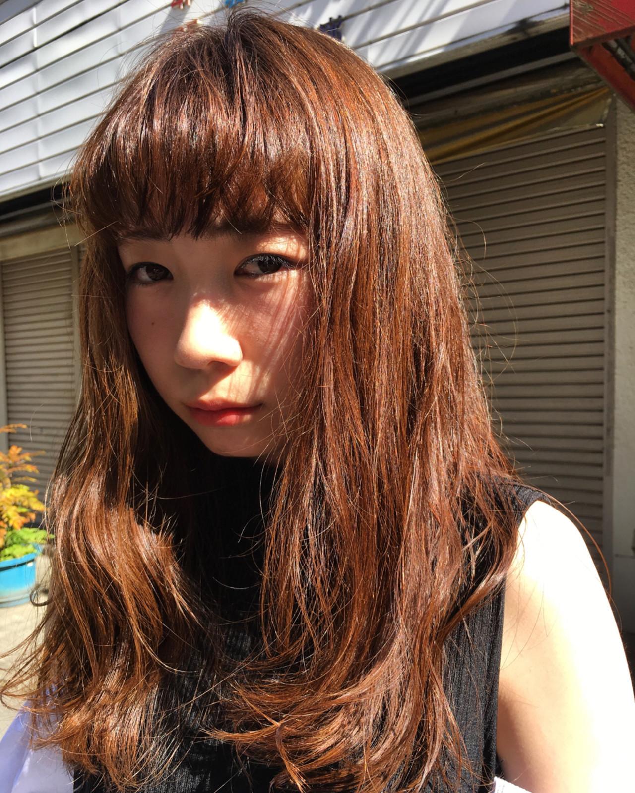 フェミニン ナチュラル ピュア 透明感 ヘアスタイルや髪型の写真・画像