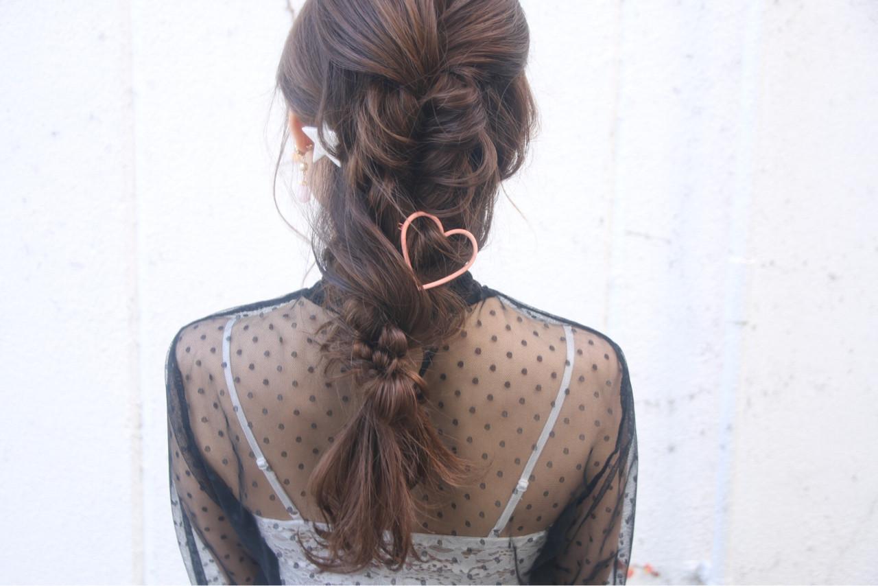 デート 愛され 結婚式 ゆるふわ ヘアスタイルや髪型の写真・画像