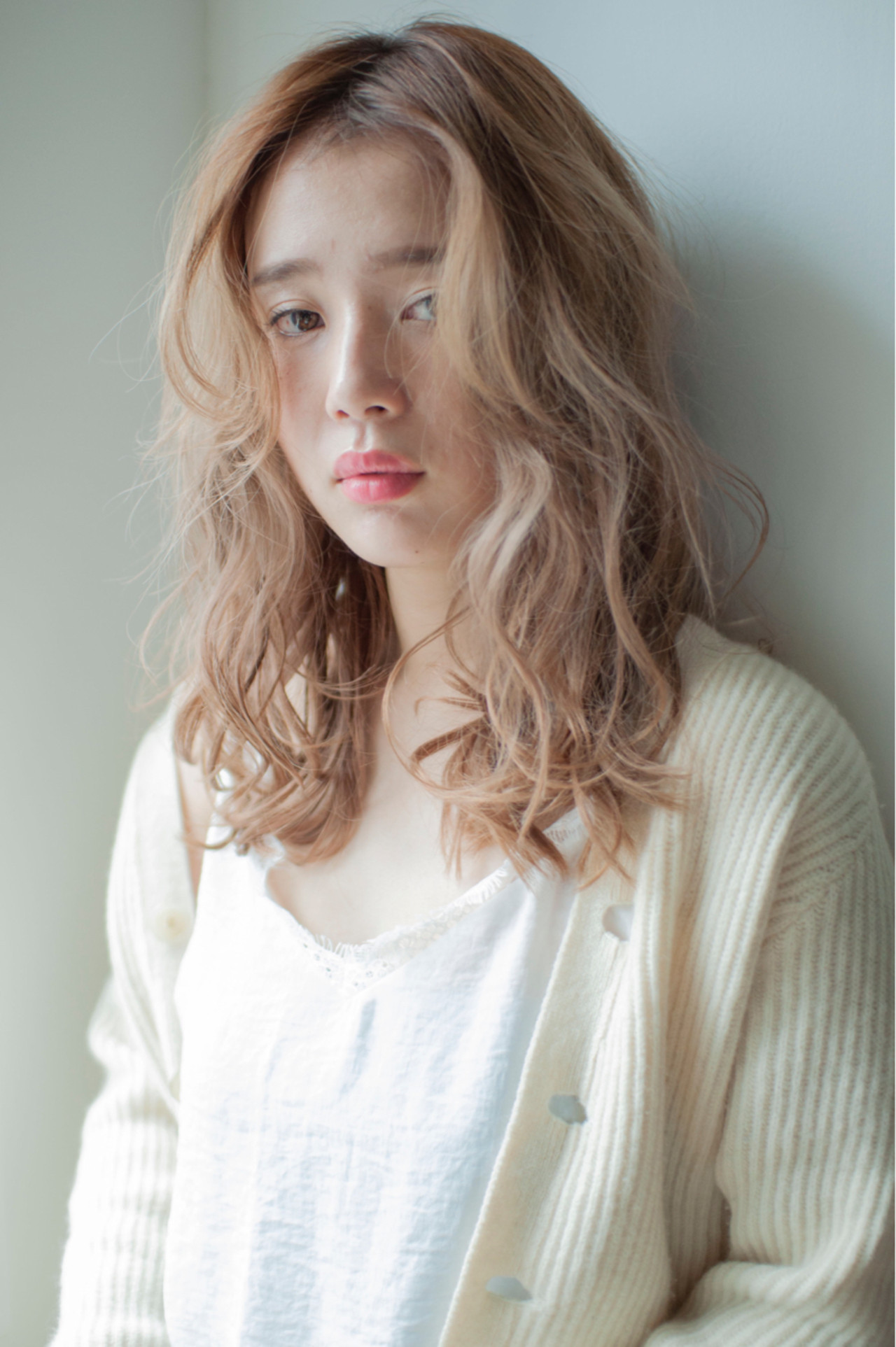 外国人みたいなゆるふわウェーブ YUKINA / HOMIE TOKYO