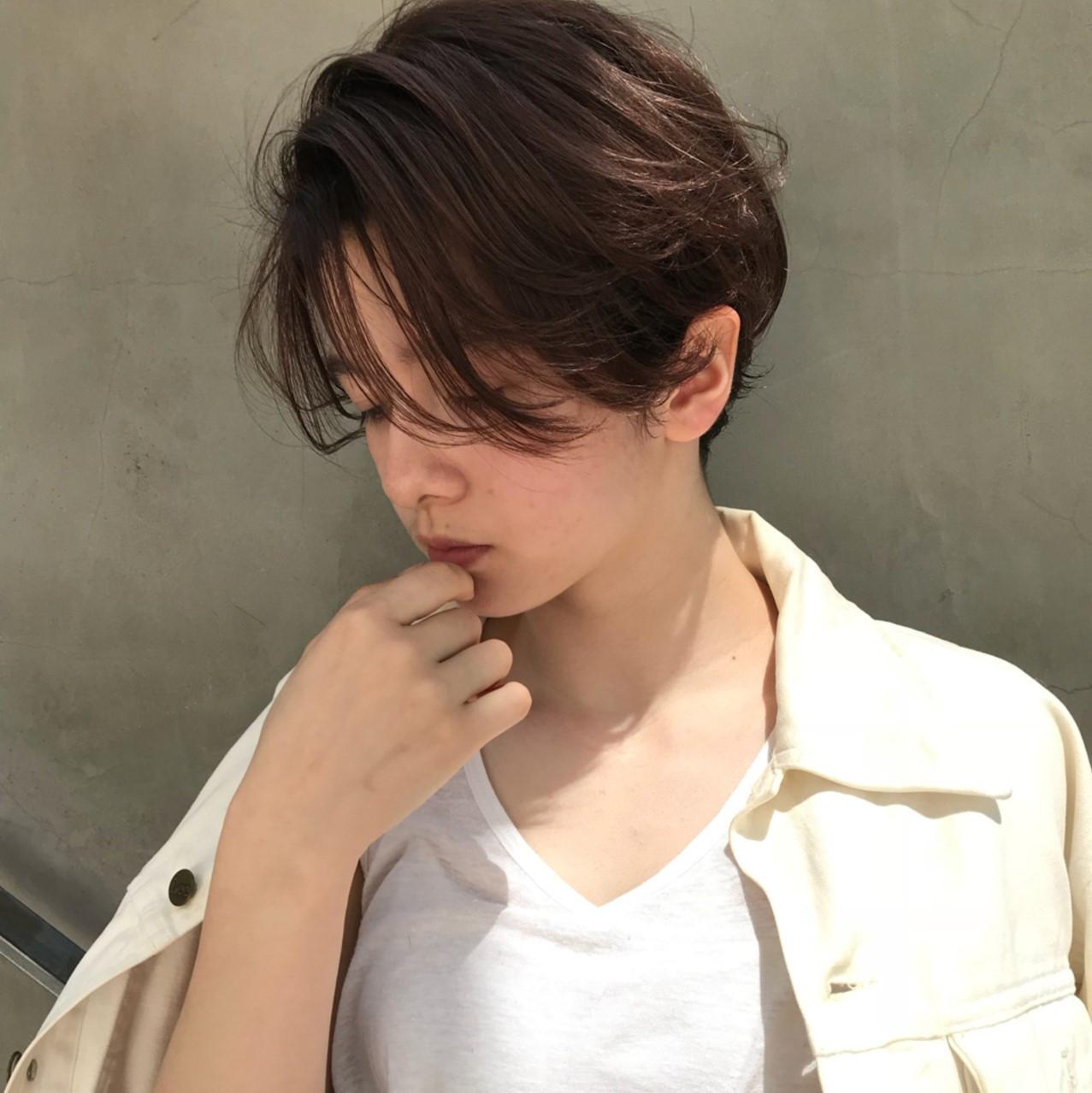 ショート女子必見!2018年おすすめのショートヘアを大公開