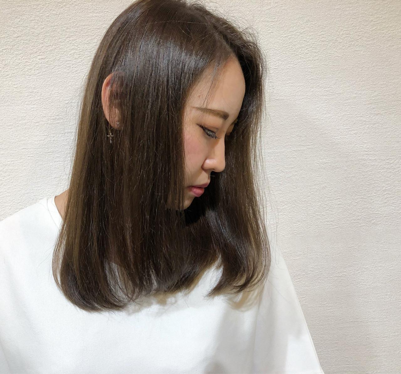 フェミニン 大人女子 結婚式 オフィス ヘアスタイルや髪型の写真・画像