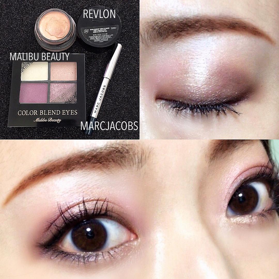 眉毛はグラデーションを意識して描こう mari_loves_beauty