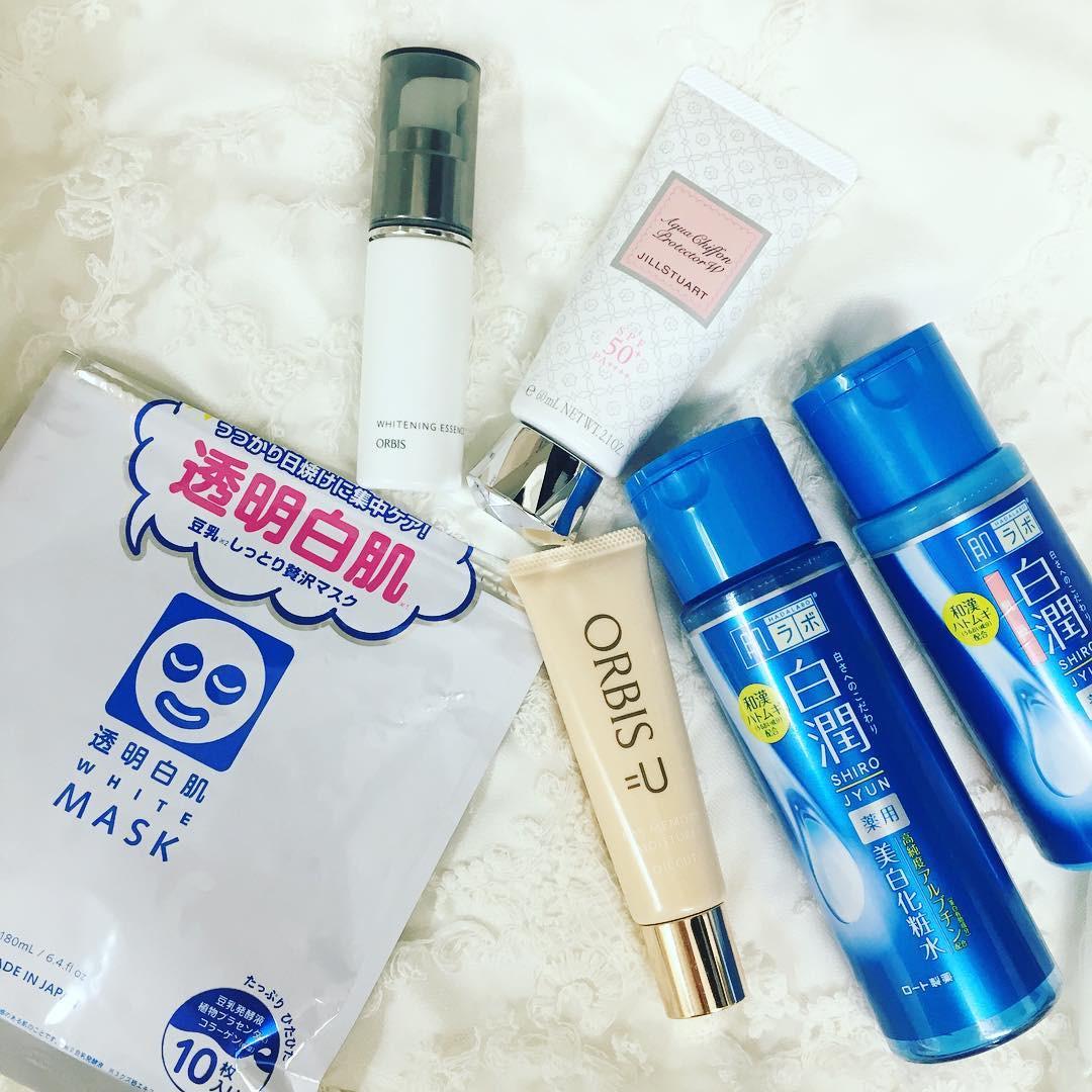 内側から美白「肌ラボ 白潤プレミアム 薬用浸透美白化粧水」 yuika_matsushita