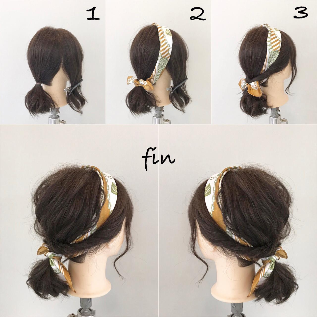 簡単ヘアアレンジ ヘアアレンジ ナチュラル 女子会 ヘアスタイルや髪型の写真・画像