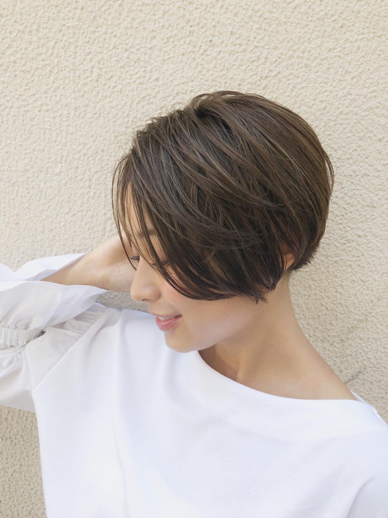 前髪あり コンサバ オフィス 秋 ヘアスタイルや髪型の写真・画像