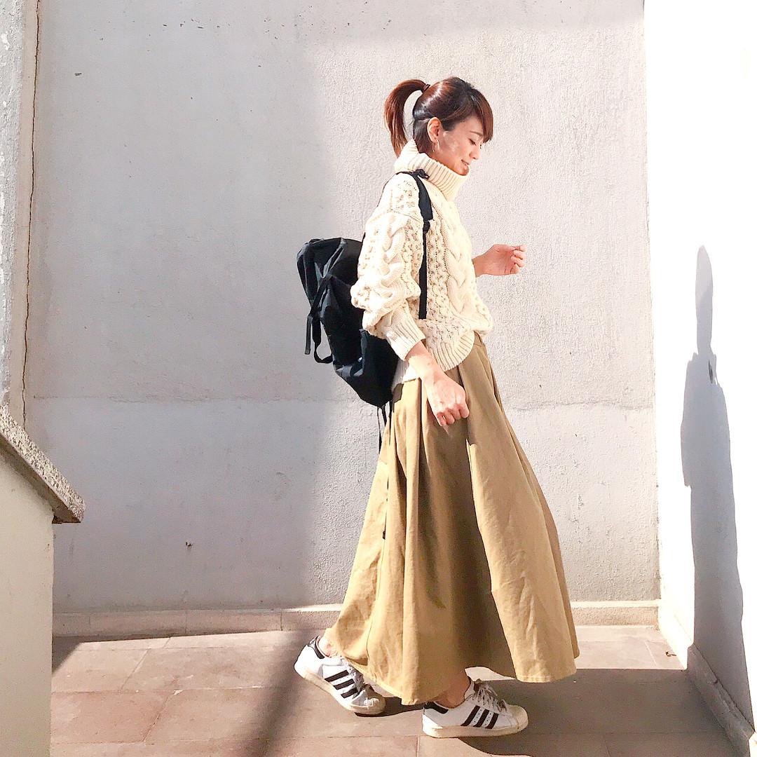 【デートスポット別】あったかくて盛れる!冬の防寒デート服
