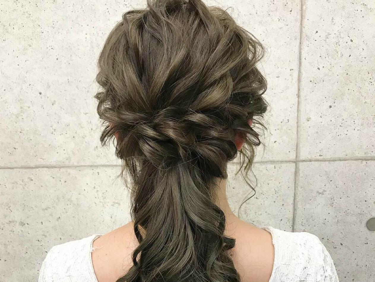 毎日可愛い髪型でいたい♡シチュエーション別4LOOKヘアアレンジ