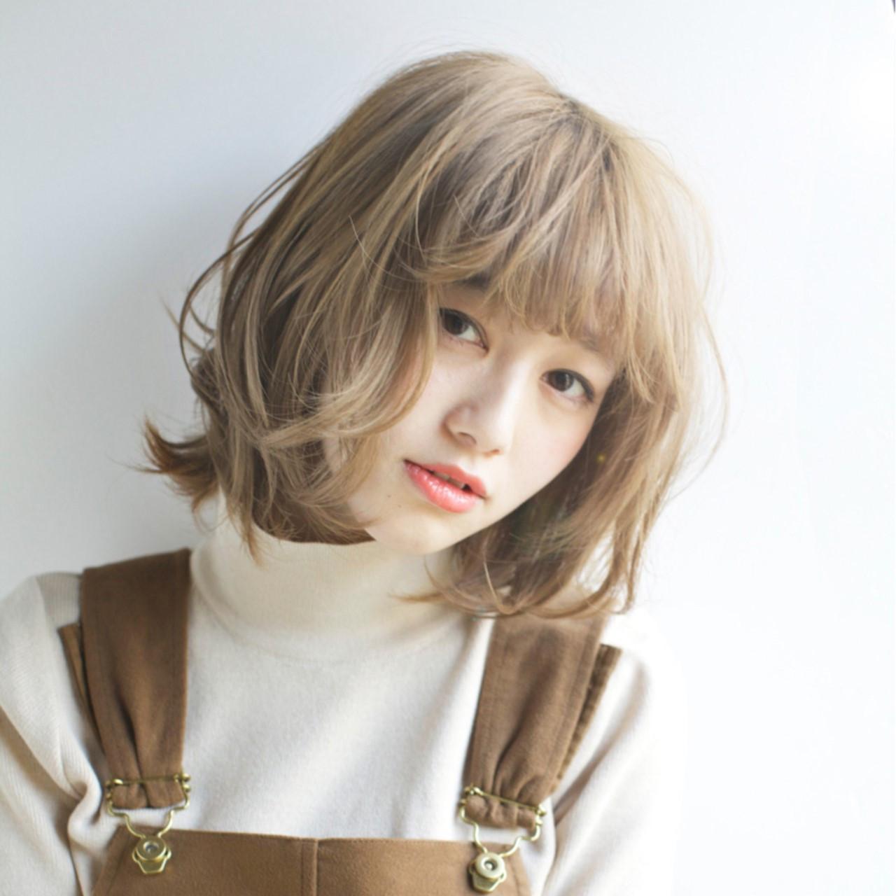 【金髪】憧れブロンドヘアを似合わせる3つの方法&おすすめスタイル10選