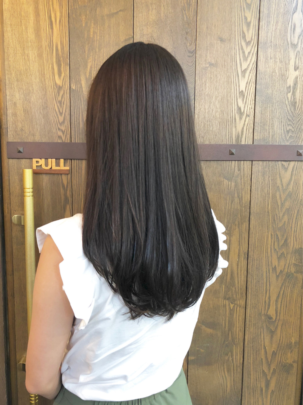 ナチュラル 夏 ロング 透明感 ヘアスタイルや髪型の写真・画像