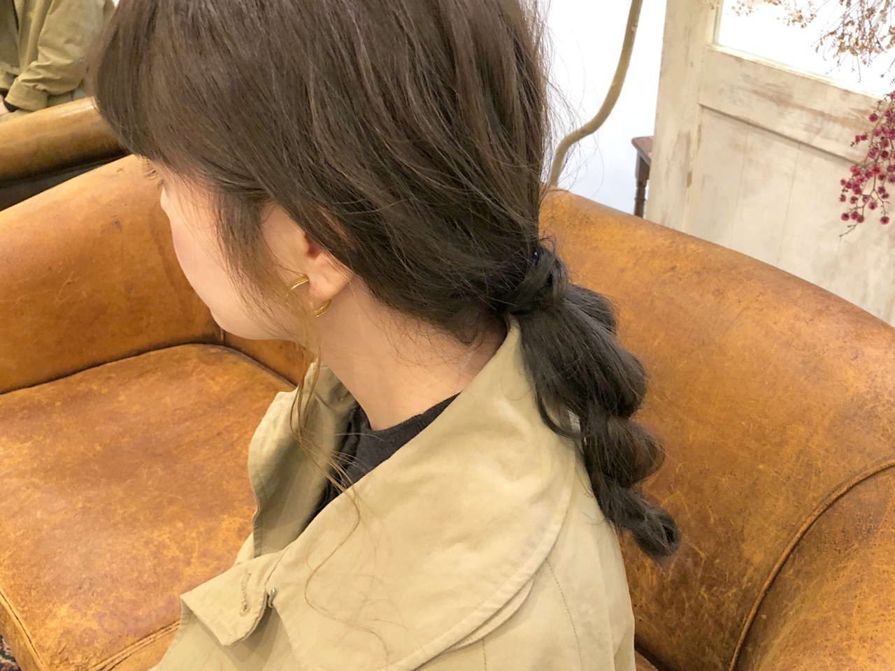 ヘアアレンジ 簡単ヘアアレンジ インナーカラー ブリーチ必須 ヘアスタイルや髪型の写真・画像