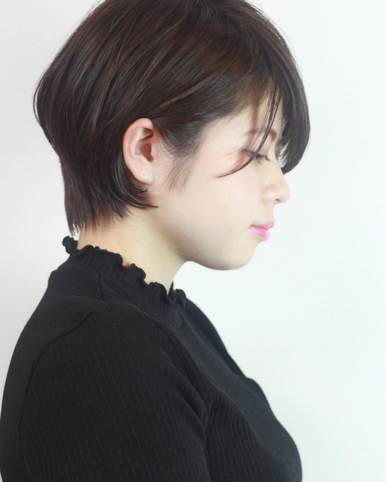 品のある清楚ショート 松田 和幸 / K.Y.A.  K.Y.A.(ケイ.ワイ.エー.)