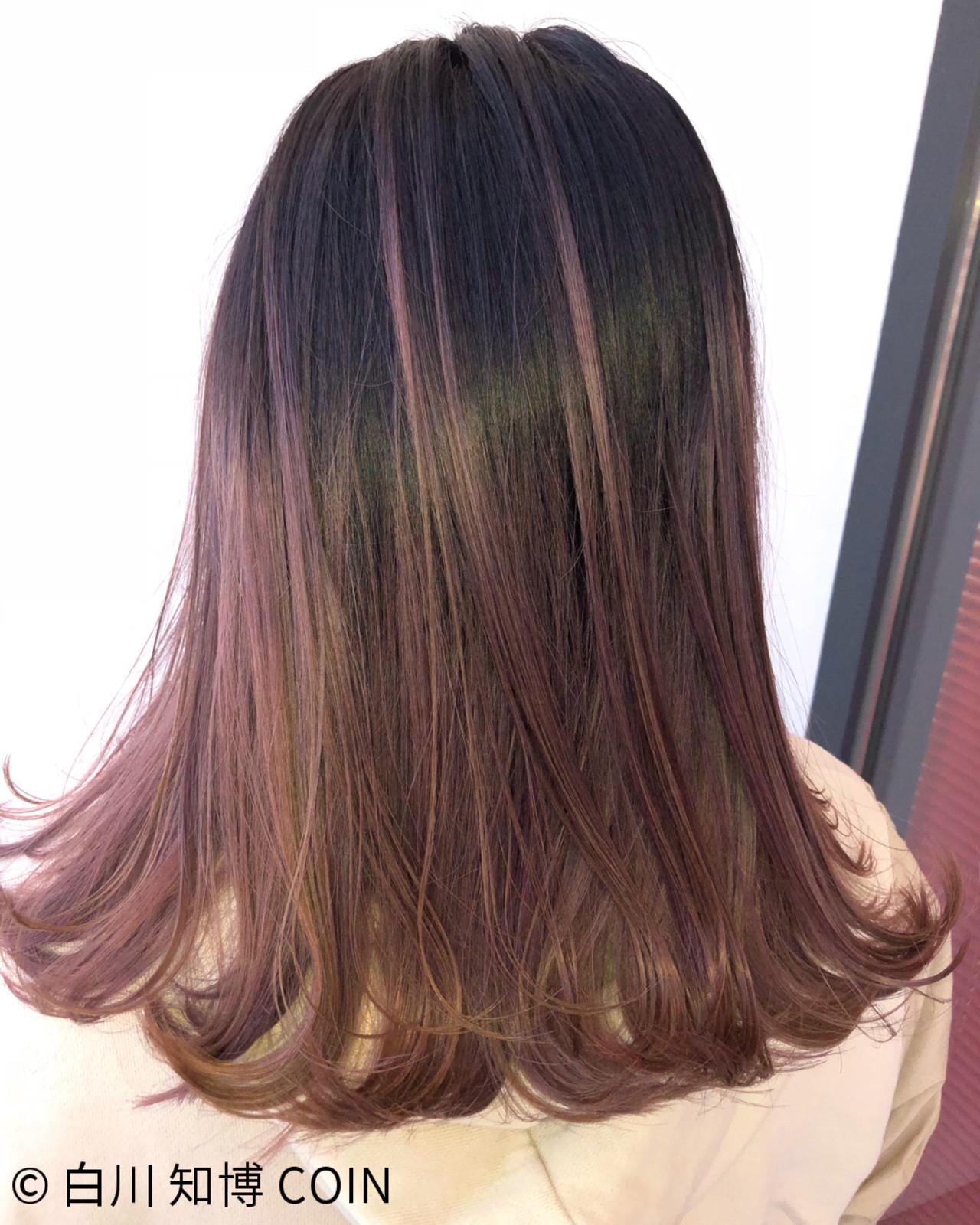ボブ ストリート 女子力 簡単ヘアアレンジ ヘアスタイルや髪型の写真・画像