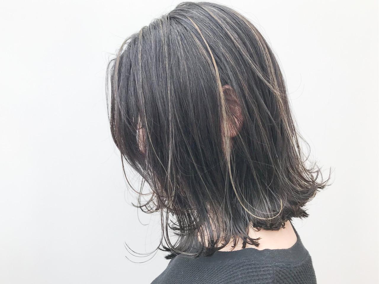 大人女子 女子力 外ハネ ナチュラル ヘアスタイルや髪型の写真・画像