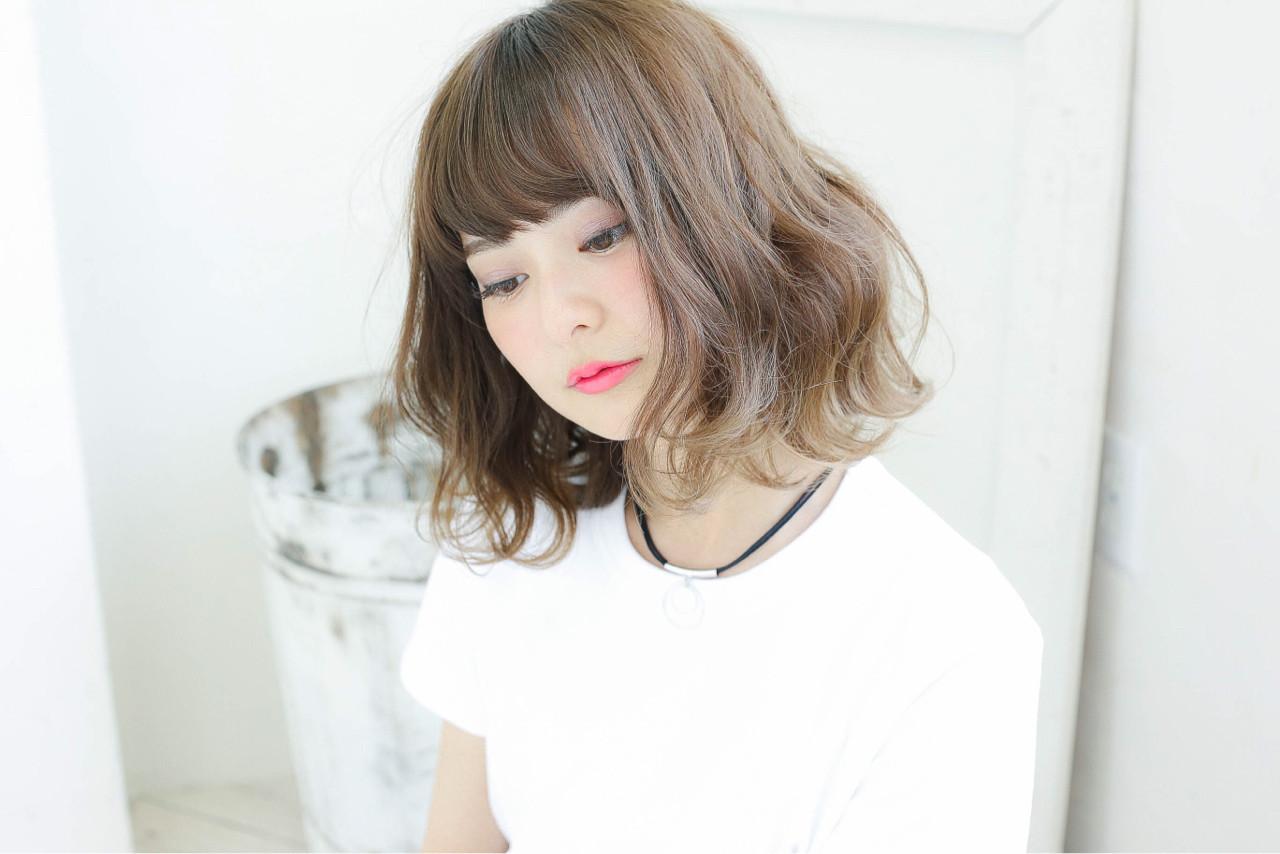 愛されニュアンスパーマ 吉田隼人  GALLARIA elegante本山店