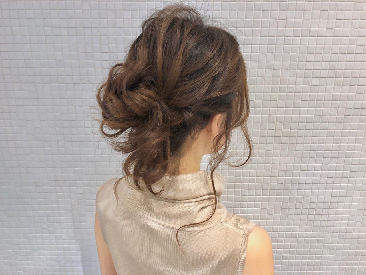 ヘアアレンジ ラティスバン ラティス 格子 ヘアスタイルや髪型の写真・画像