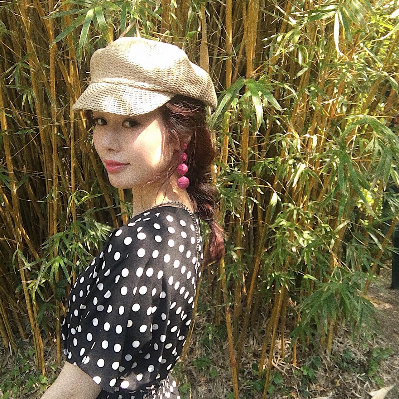 ヘアアレンジ フェミニン 大人かわいい 三つ編み ヘアスタイルや髪型の写真・画像