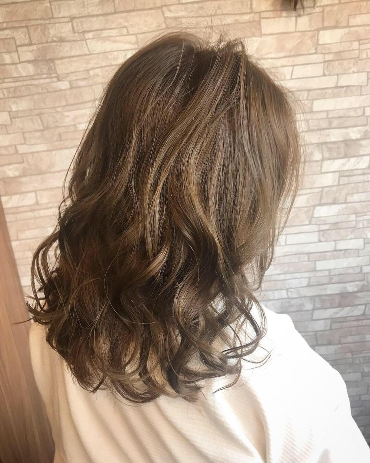 アンニュイなトイプードル巻き Rina  HairxCafe KUMA