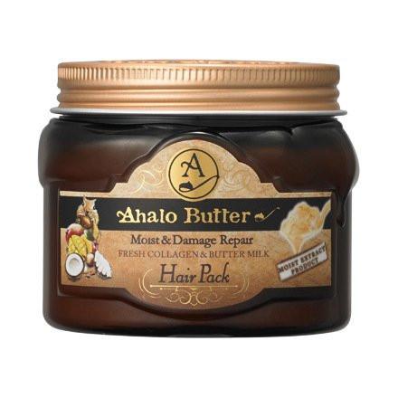 Ahalo butter(アハロバター) リッチモイスト 集中ヘアパック