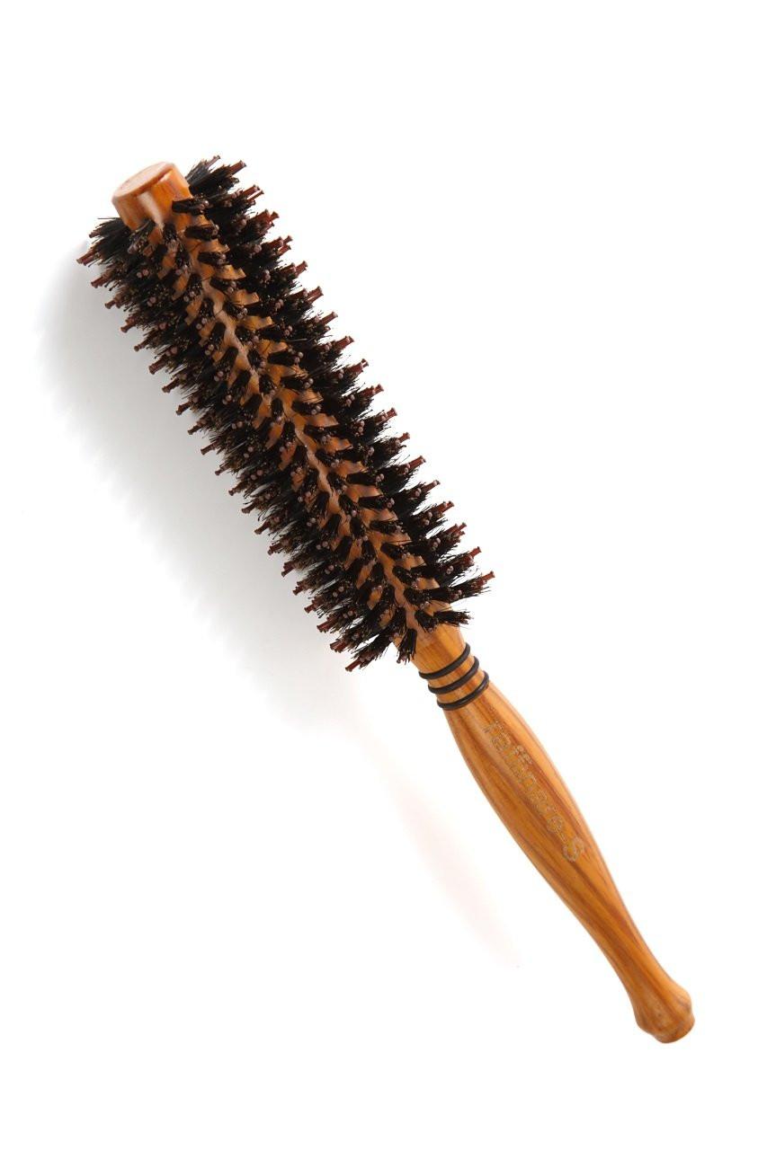 摩擦負担を減らしてツヤ前髪に「ロールブラシ(M)/raffinare(ラフィナーレ)」