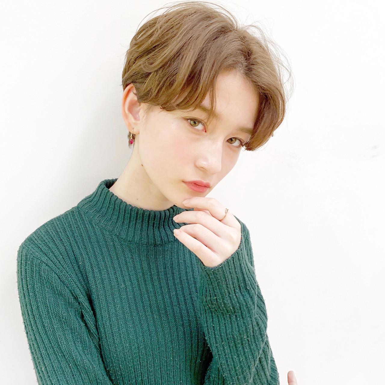 オフィス パーマ デート フェミニン ヘアスタイルや髪型の写真・画像