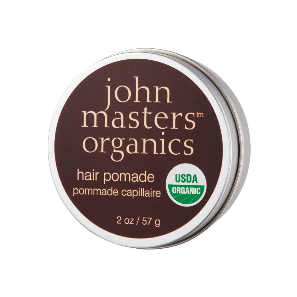 自然なツヤを表現「john masters organics ヘアワックス」