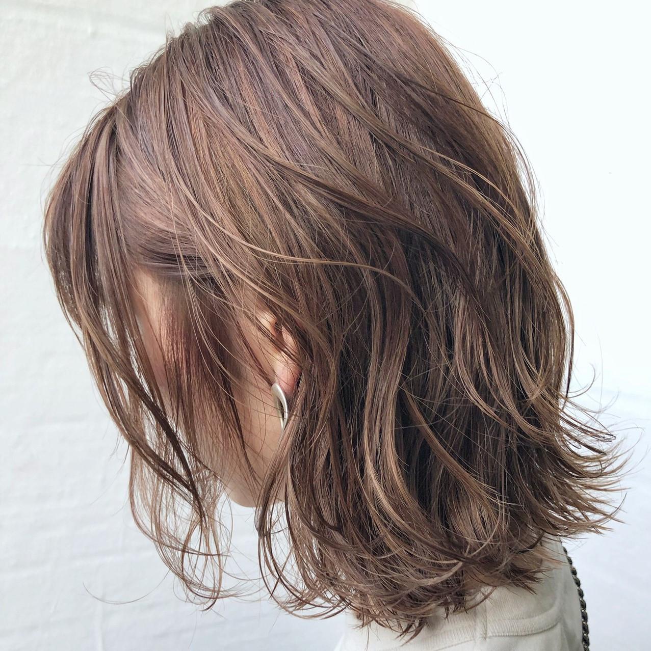 食べたくなる髪色!?女の子が惹きつけられる「秋の味覚ヘアカタ」