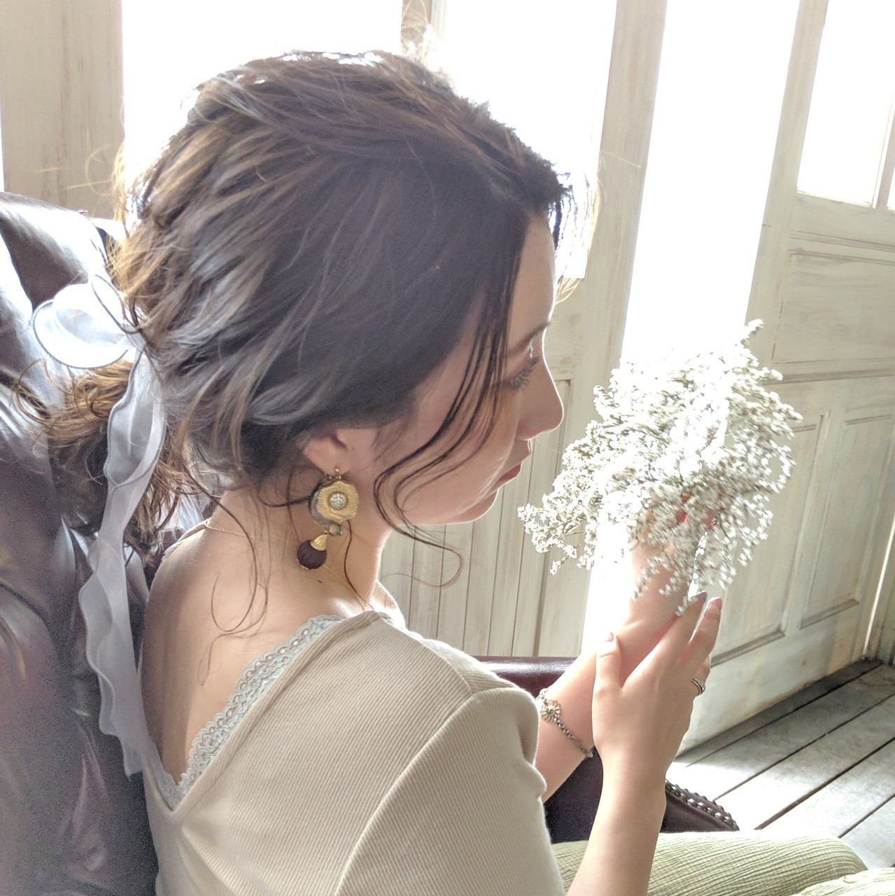 いつか私の番が…♡可愛すぎて保存しておきたい結婚式向けヘアアレンジ