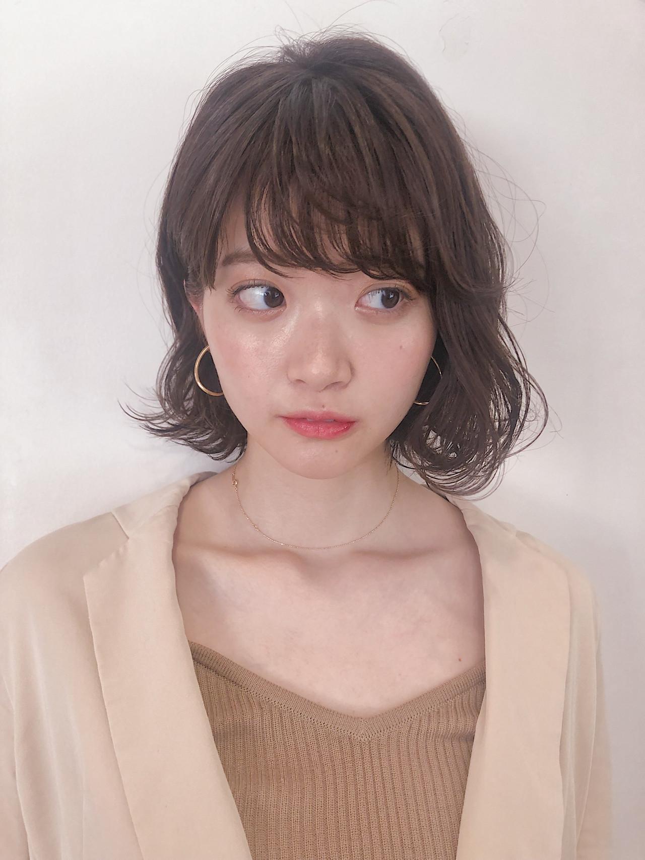 デートにおすすめ小顔ボブ(武原 マリア/Ramie GINZA) 武原 マリア