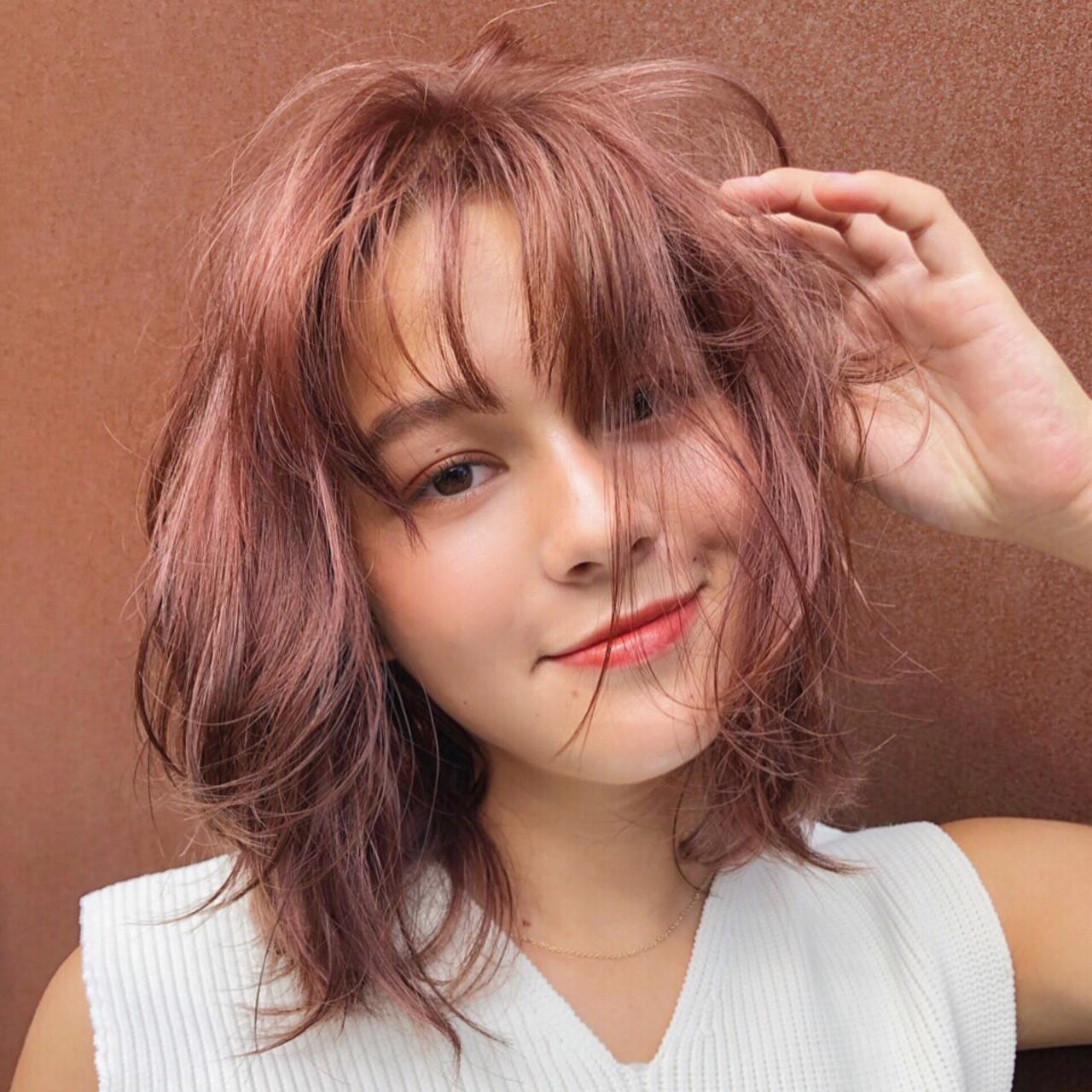 【髪色診断】明るめ・暗めどっちが似合う?おすすめのヘアカラーをご紹介