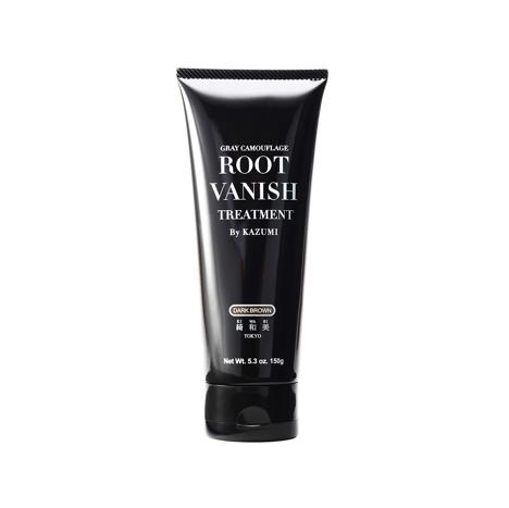 Root Vanish 白髪染め ヘアカラートリートメント