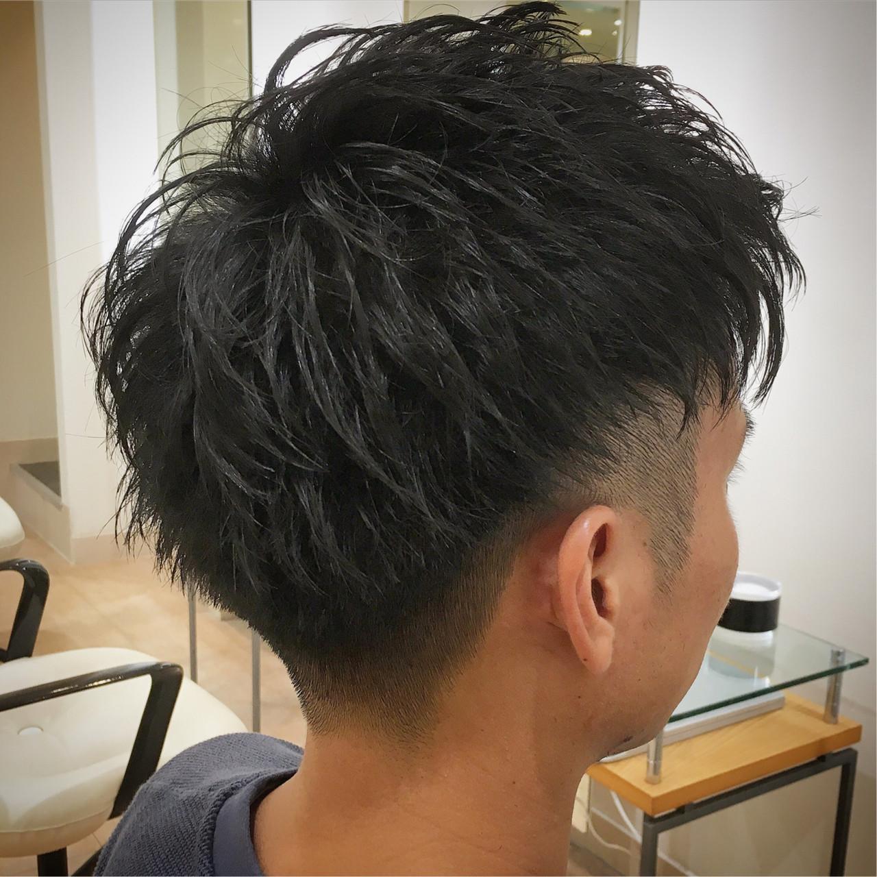 髪型 男性