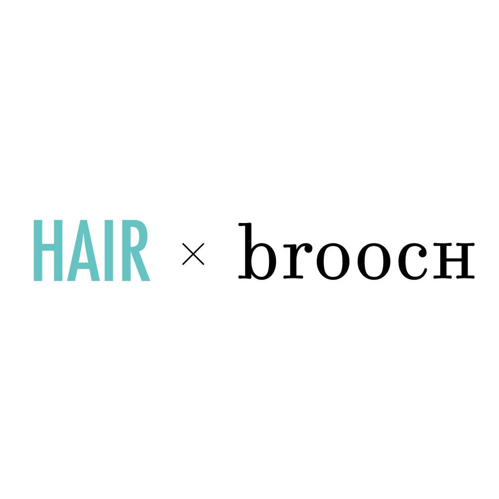 スタイリストマッチングサービス「HAIR」と美容室「broocH」などを展開する有限会社drageeが業務提携