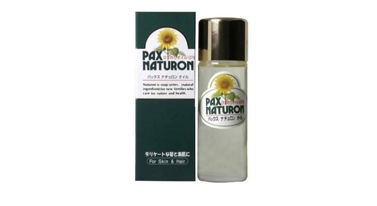 ビタミンE配合「太陽油脂 パックスナチュロン オイル(ひまわりオイル100%)」