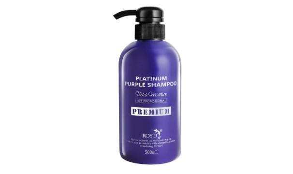 ロイド プレミアム 紫シャンプー 出典:Amazon