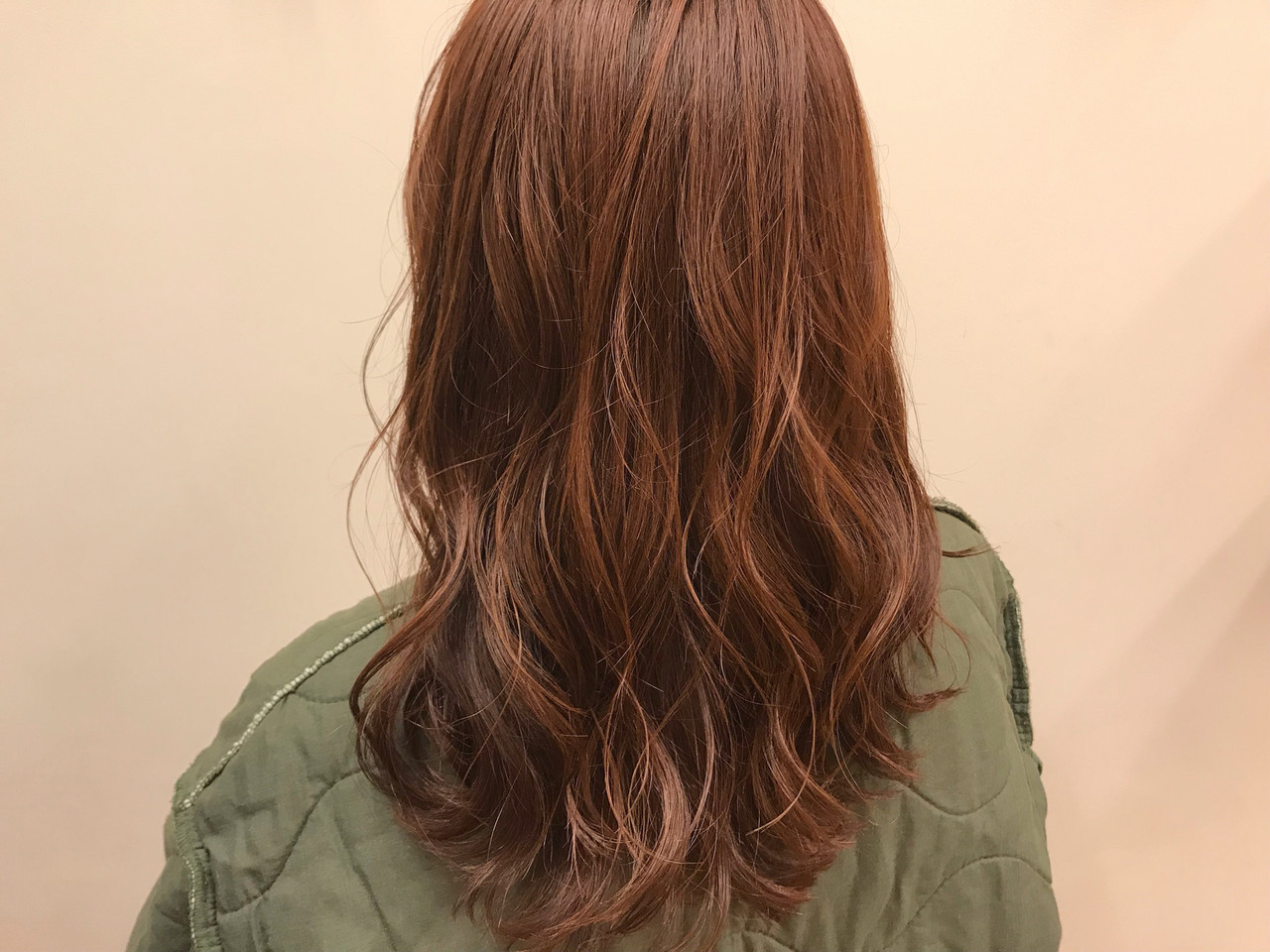 スポーツ オレンジブラウン オレンジ アウトドア ヘアスタイルや髪型の写真・画像