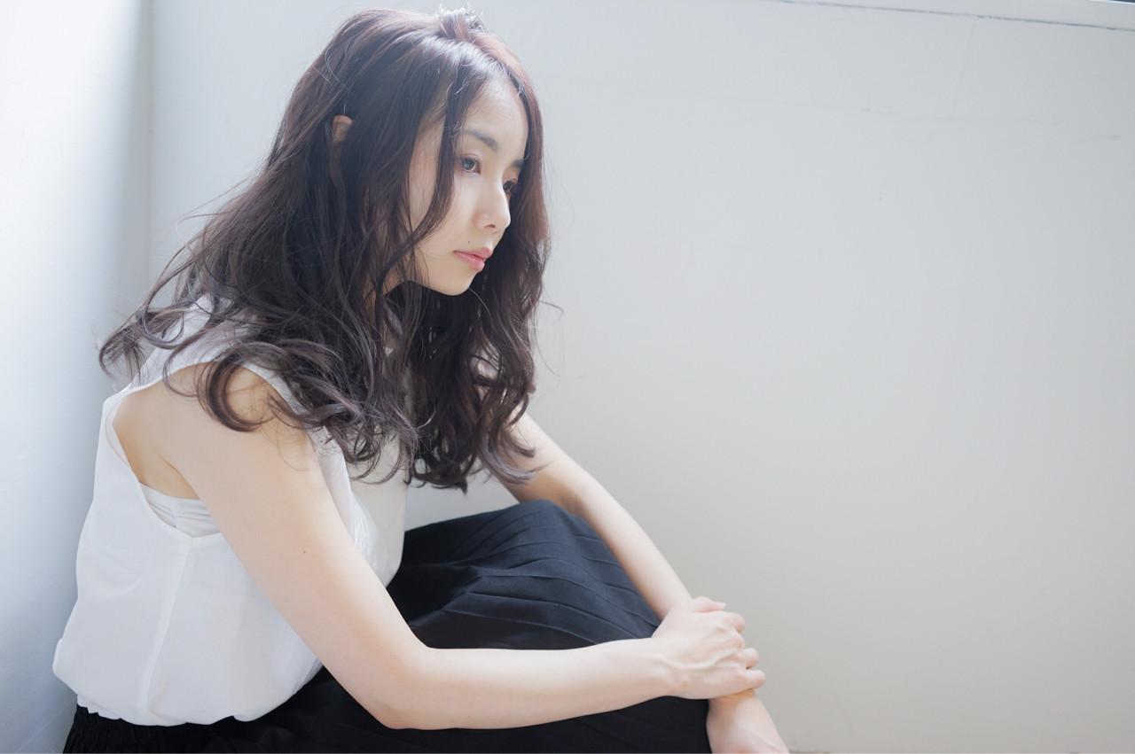 ほんのりピンクで女性らしく 田渕 英和/vicushair
