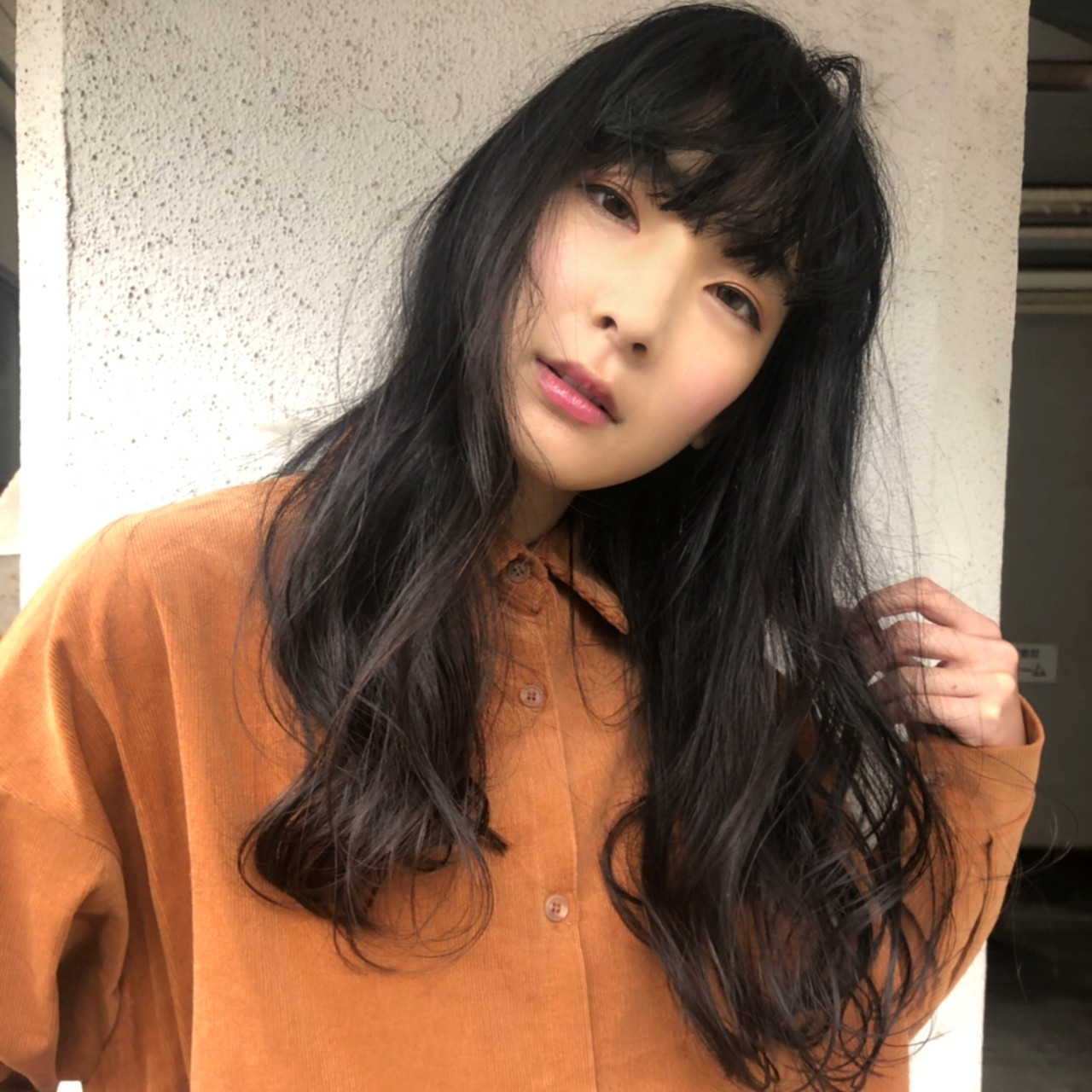 無造作につくって☆大人女性のゆるっとパーマヘア Ninomiya Takashi