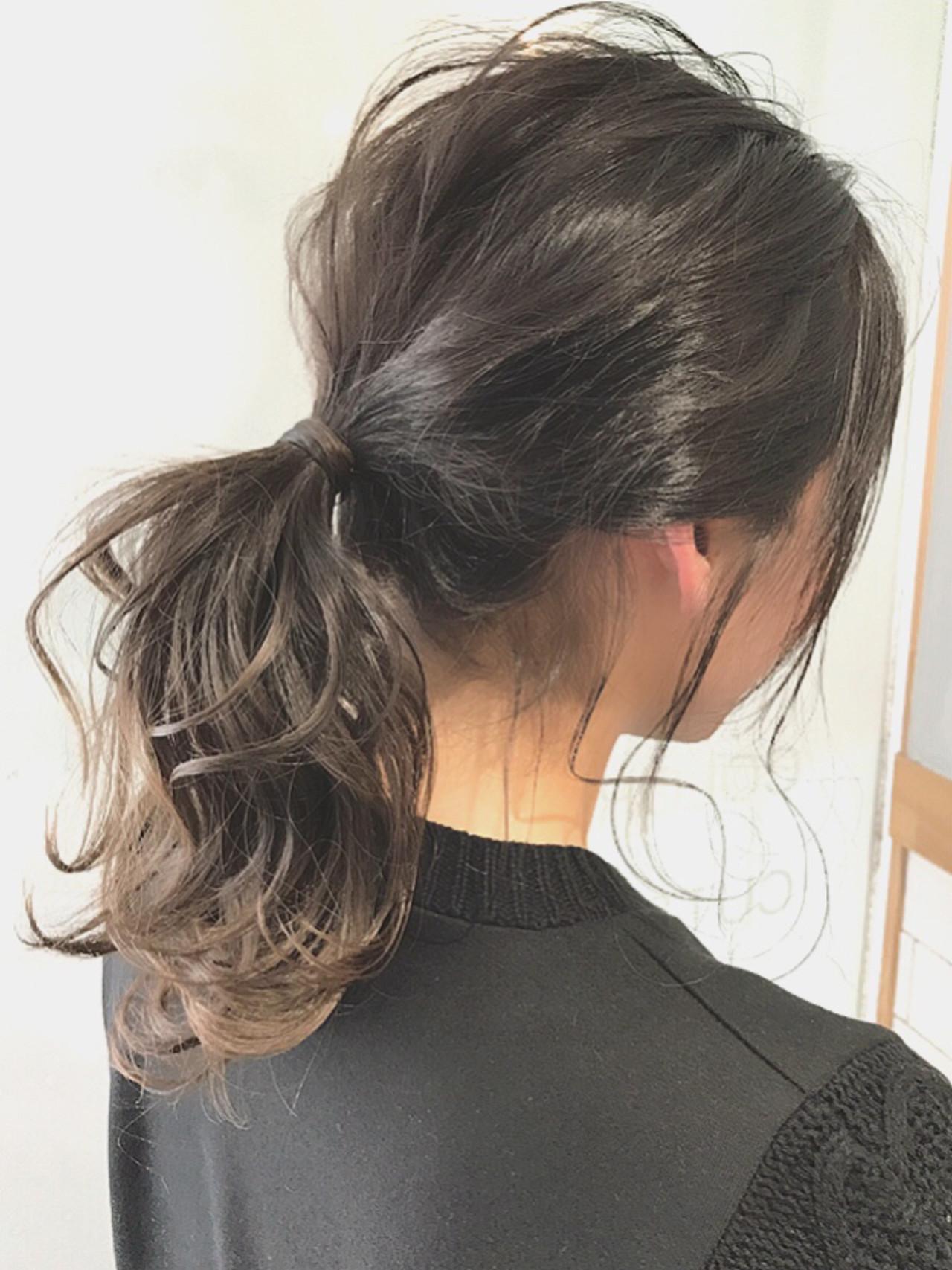 アンニュイほつれヘア フェミニン 簡単ヘアアレンジ 結婚式 ヘアスタイルや髪型の写真・画像