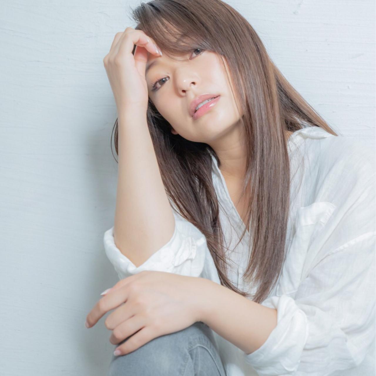 サラサラヘアはシャギー入りもまとまる☆ 中山優介