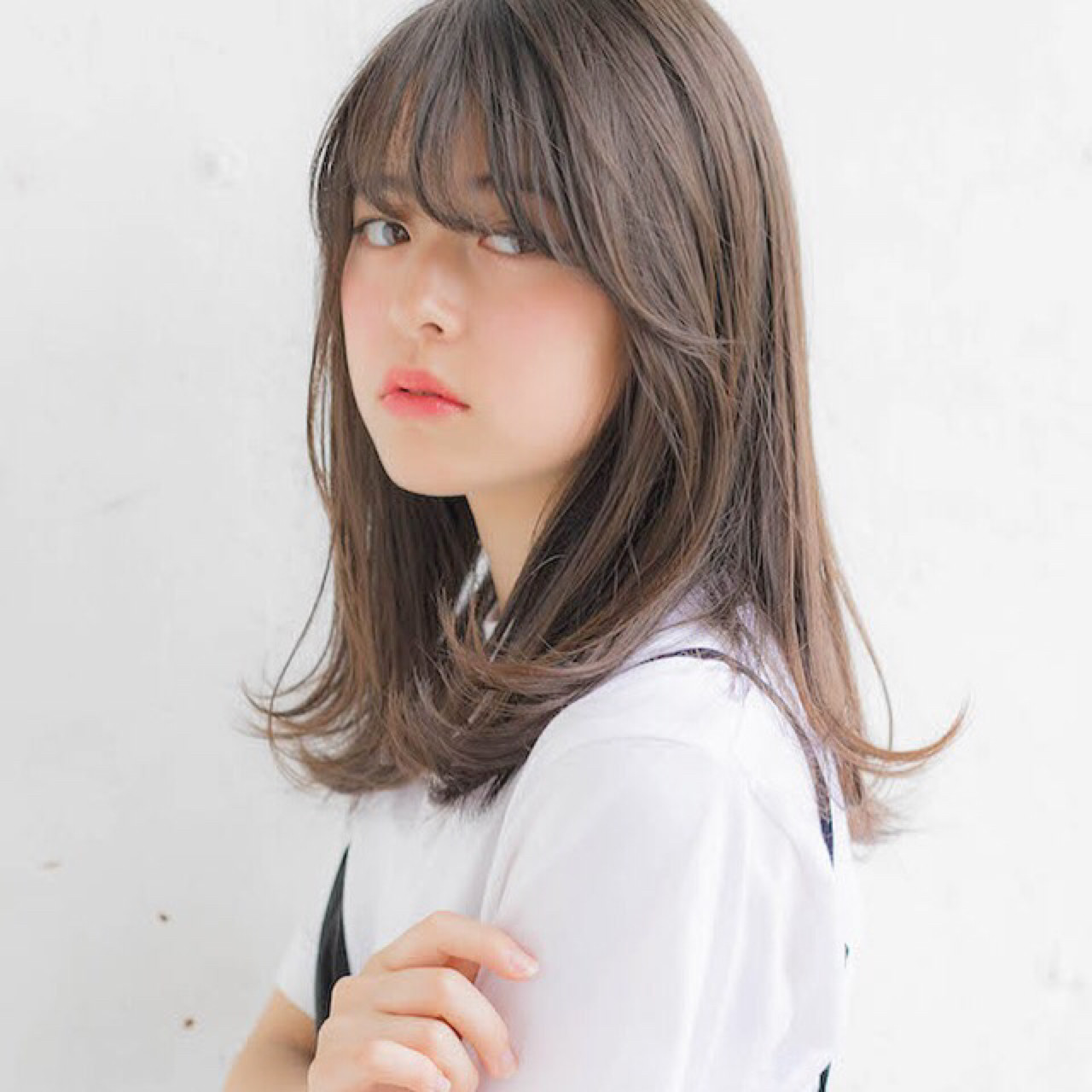 巻き方簡単!さらっと大人っぽく横に流す 竹澤 優/relian銀座Top stylist