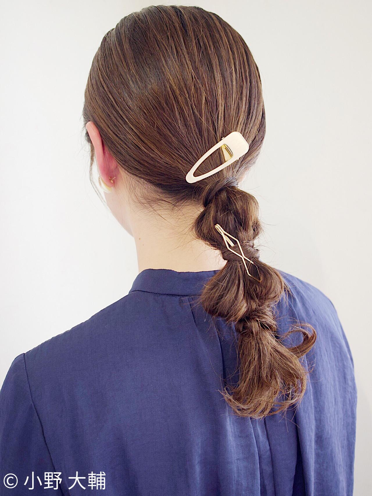 結婚式 ヘアアレンジ ナチュラル 編みおろし ヘアスタイルや髪型の写真・画像