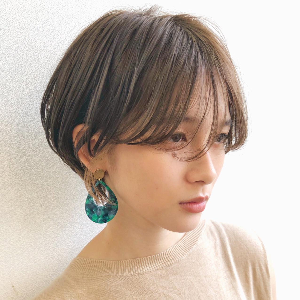 ショートヘアさんの耳寄り情報♡前髪あり・なし別トレンドバング18選