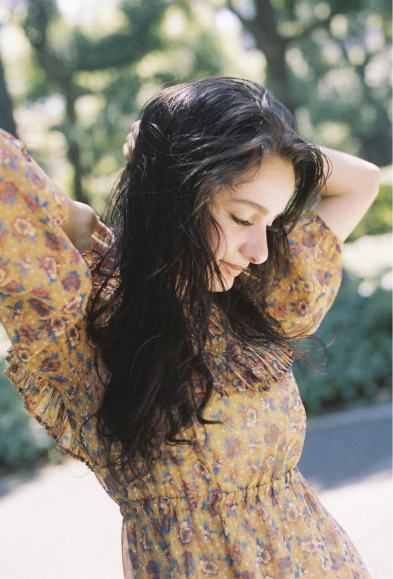 外国人風のナチュラルな小顔アレンジ koki  Michio Nozawa hair salon ginza/Noz銀座店