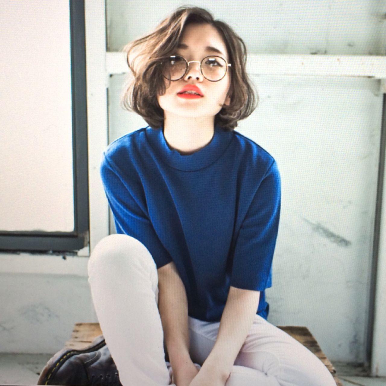 黒髪にチェンジ♪でかわいいをGET♡ショート~ロング