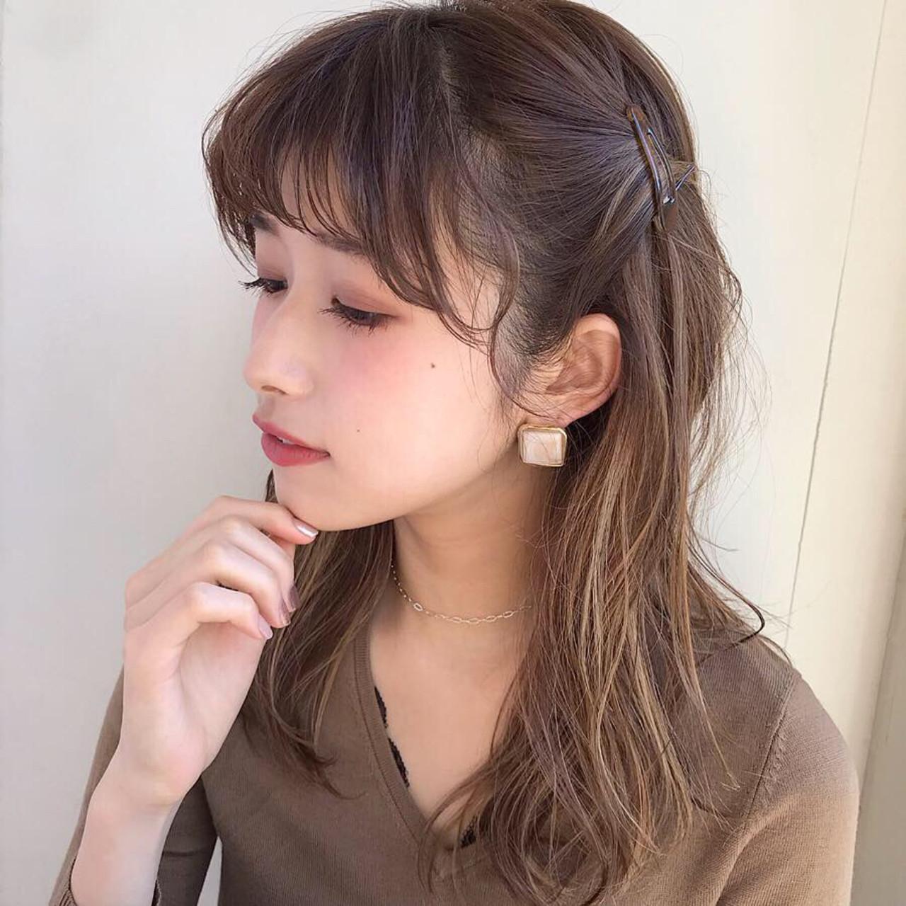 簡単に可愛いくなれる髪型!まとめ髪ヘアアレンジ♡【ボブ・ミディアム・ロング編】