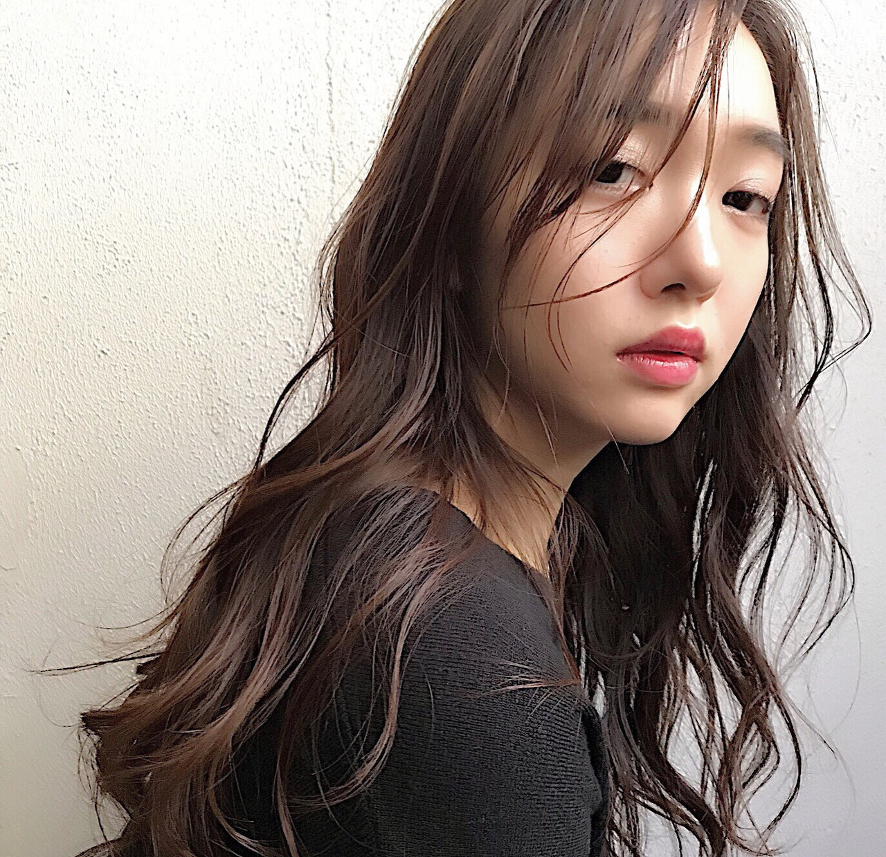 おしゃれな髪型40代!女っぽロング 槙山ユースケ/カラースペシャリスト/chobii