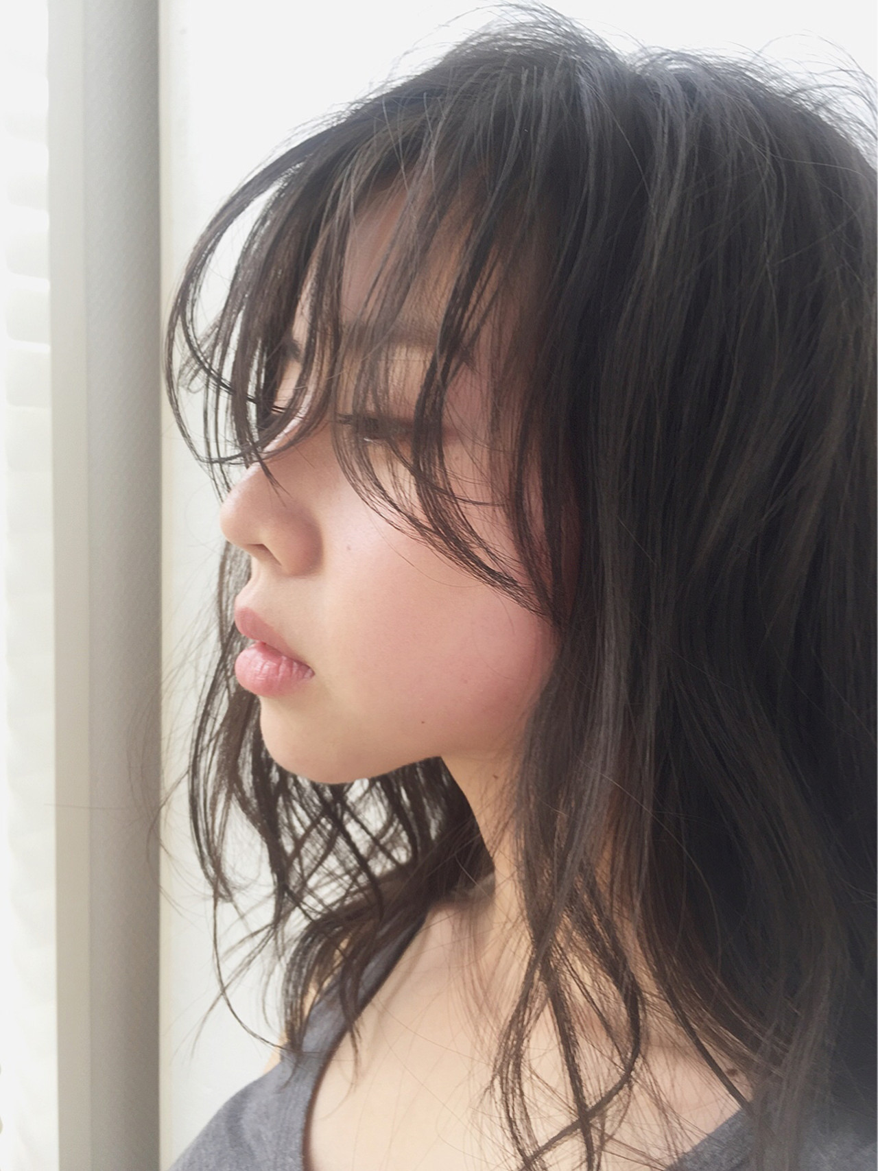 うざバングでおフェロに asako.yamauchi